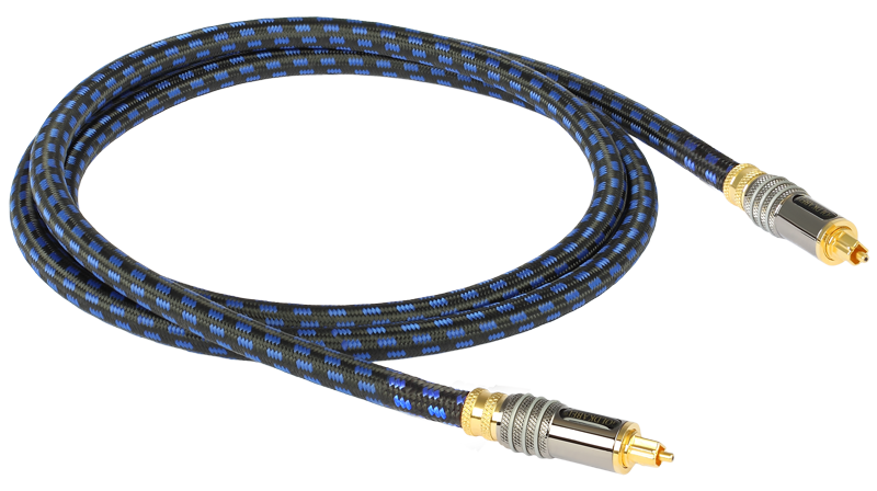 Goldkabel Highline Opto Toslink Digital Kabel 3,5m
